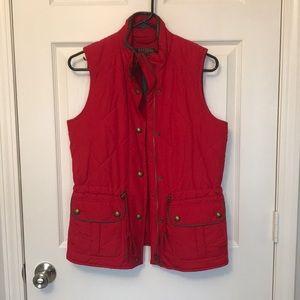 Ralph Lauren Red Vest